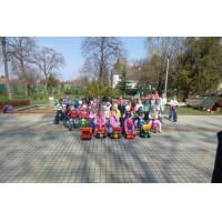Megújult járműpark - Park úti Óvoda (1)