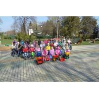 Megújult járműpark - Park úti Óvoda (2)